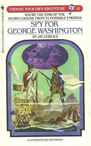 Espía para George Washington
