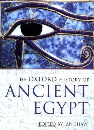 La historia de Oxford del antiguo Egipto