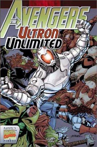 Vengadores: Ultron Unlimited
