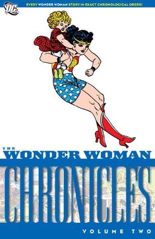La Mujer Maravilla Crónicas, Vol. 2