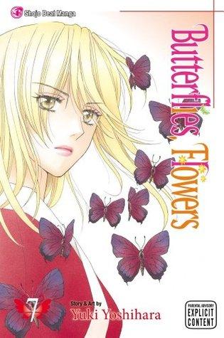 Mariposas, Flores, Vol. 7