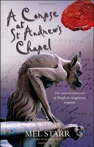 Un cadáver en la capilla de St Andrews