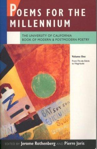 Poemas para el Milenio, vol. 1: La poesía moderna y posmoderna de Fin-de-Siècle a Negritude