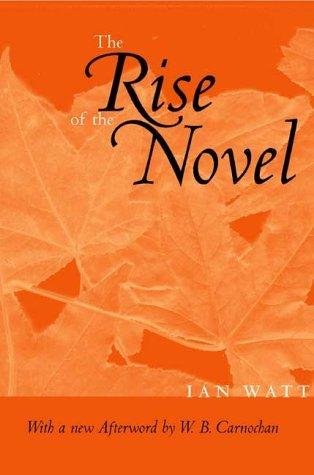 El auge de la novela