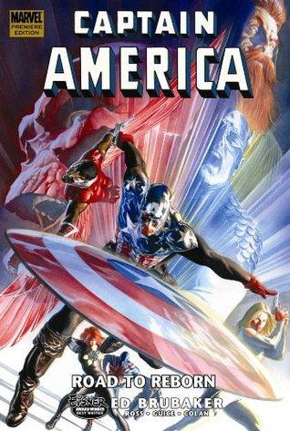 Capitán América: Camino a Reborn