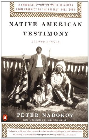 Testimonio Nativo Americano: Una Crónica de las Relaciones Indios-Blancas desde la Profecía hasta el Presente