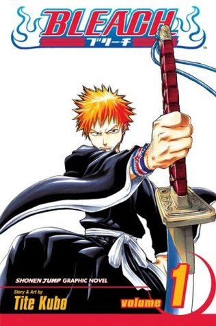 Bleach, Volumen 01