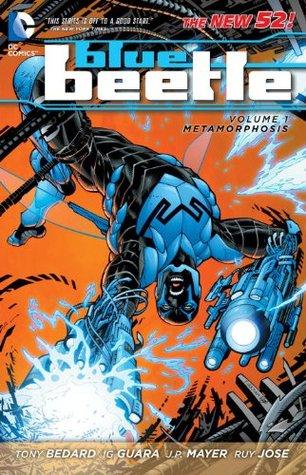 Blue Beetle, vol. 1: Metamorfosis