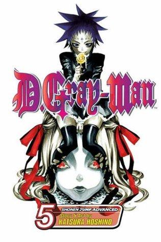D.Gray-man, Volumen 05