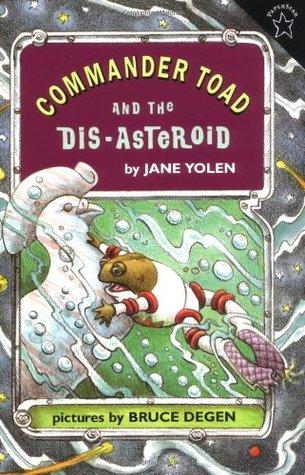 Comandante Sapo y el Dis-asteroide