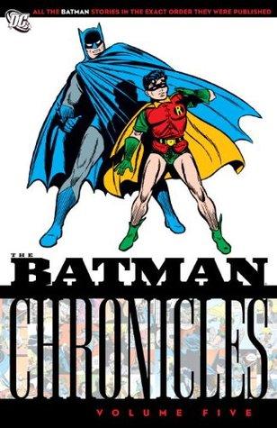 Las Crónicas de Batman, vol. 5