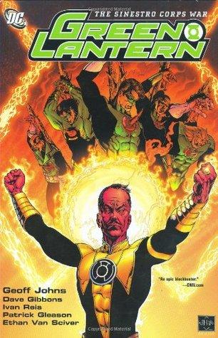 Green Lantern, Volumen 4: La Guerra de los Cuerpos Sinestro, Volumen 1
