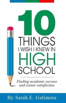 10 cosas que deseo que conozco en la escuela secundaria