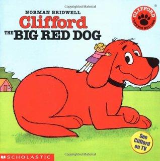 Clifford el perro rojo grande
