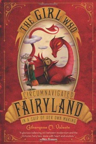 La chica que circunnavegó Fairyland en un barco de su propia fabricación