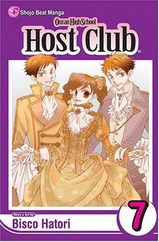 Ouran Host Club Highschool, vol. 7