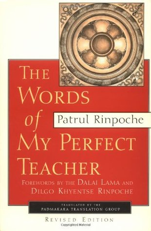 Las palabras de mi perfecto maestro
