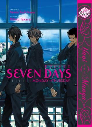 Siete días: Lunes → Jueves