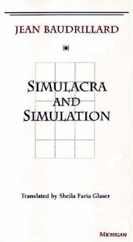 Simulacra y Simulación