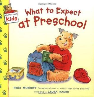 Qué esperar en la preescolar