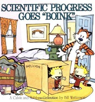 El progreso científico va