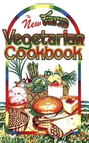 El libro de cocina vegetariana de la nueva granja