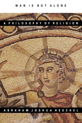 El hombre no está solo: una filosofía de la religión