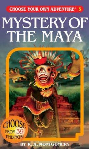 Misterio de los mayas