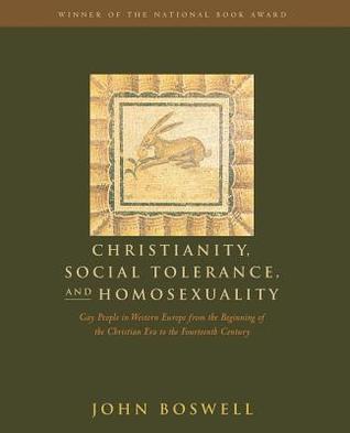 Cristianismo, tolerancia social y homosexualidad: los gays en Europa occidental desde el comienzo de la era cristiana hasta el siglo XIV