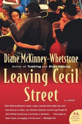 Saliendo de la calle Cecil