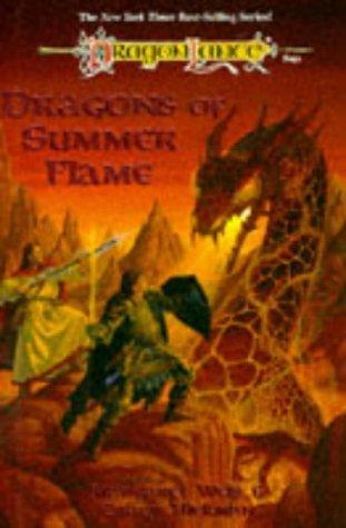 Dragones de Llama de Verano
