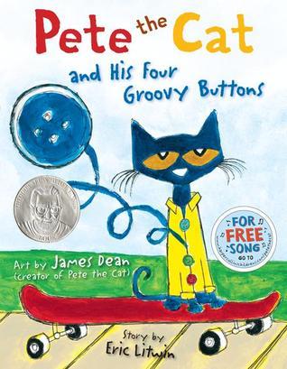 Pete el gato y sus cuatro botones maravillosos