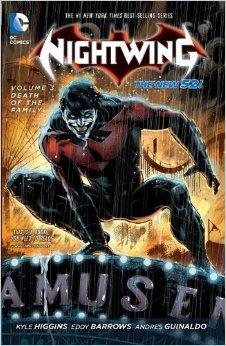 Nightwing, Volumen 3: Muerte de la familia