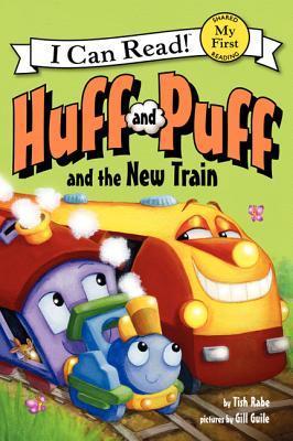 Huff y Puff y el nuevo tren