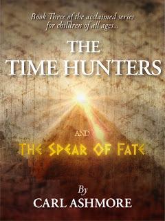 Los cazadores del tiempo y la lanza del destino
