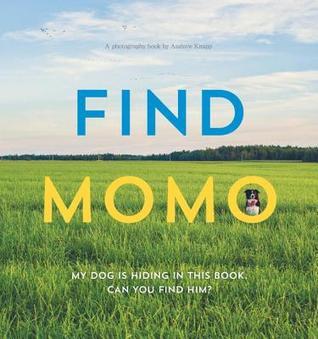 Encuentra Momo: un libro de fotografía