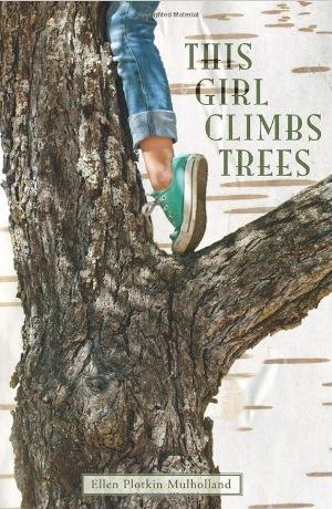 Esta chica sube árboles
