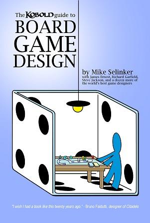 La Guía de Kobold para el diseño de juegos de mesa