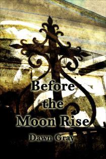 Antes de la salida de la luna
