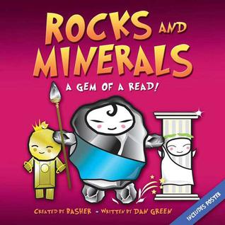 Rocas y minerales: una joya de lectura!