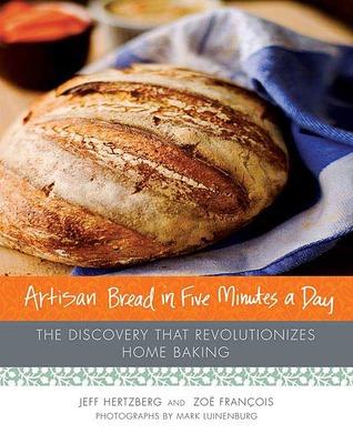 Pan artesanal en cinco minutos al día: El descubrimiento que revolucionó el horneado en casa