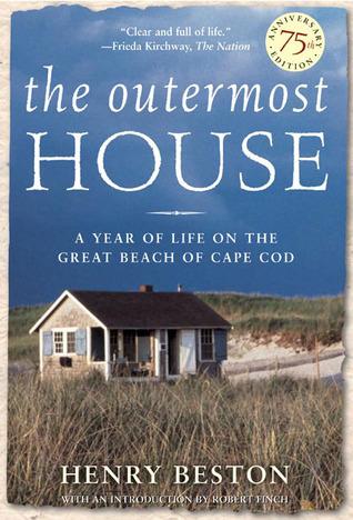 La casa más externa: Un año de vida en la gran playa de Cape Cod