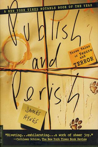 Publicar y morir: tres cuentos de tenencia y terror