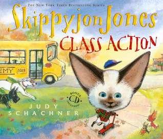 Skippyjon Jones, Acción de Clase