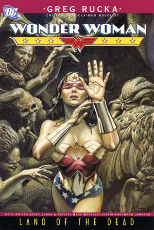 Mujer Maravilla: Tierra de los Muertos