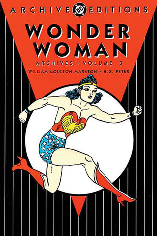 Wonder Woman Archives, vol. 3