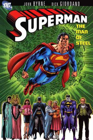 Superman: El Hombre de Acero, Vol. 1