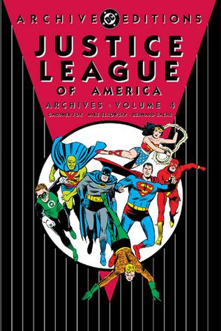 Liga de la Justicia de Archivos de América, Vol. 4