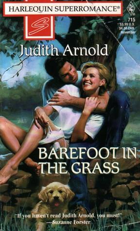 Descalzo en la hierba