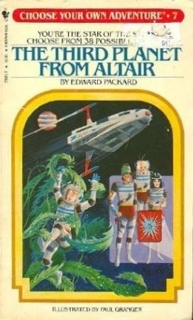 El tercer planeta de Altair